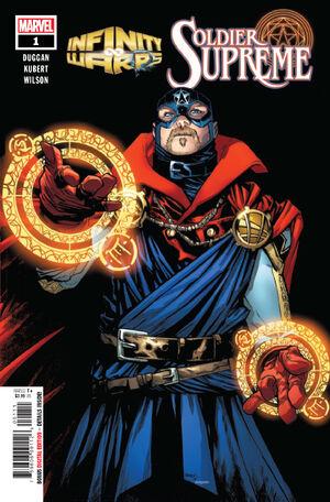 Infinity Wars Soldier Supreme Vol 1 1
