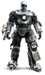 Iron Man Armor MK I (Earth-199999) from Iron Man (video game) 0001