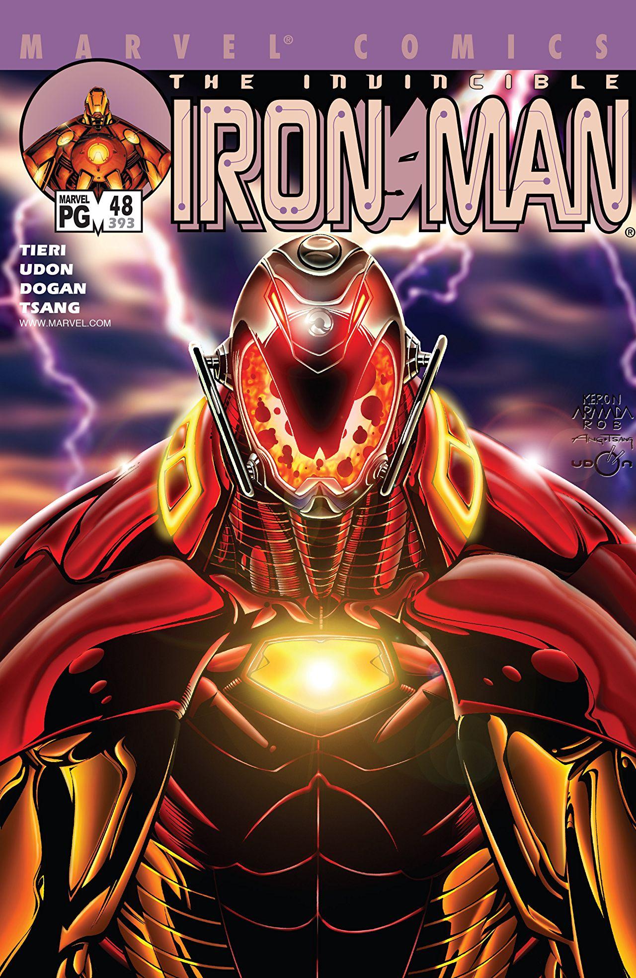 Iron Man Vol 3 48