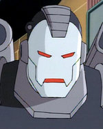 James Rhodes (Earth-92131) from Spider-Man The Animated Series Season 3 11 001