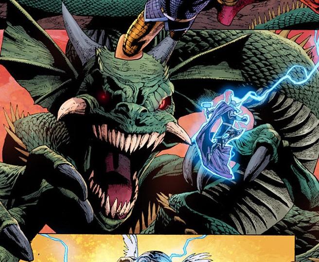 Marvel suýt giới thiệu một phản diện nữa của Thor trong Avengers: Infinity War ảnh 3