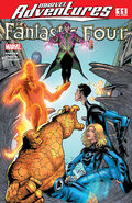 Marvel Adventures Fantastic Four Vol 1 11
