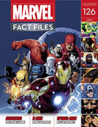 Marvel Fact Files Vol 1 126