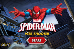 Marvel Spider-Man Web Shooter 001