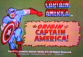 Marvel Superheroes Captain America Season 1 1