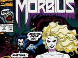 Morbius: The Living Vampire Vol 1 13