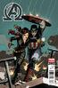 New Avengers Vol 3 17 Captain America Team-Up Variant