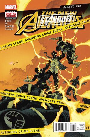 New Avengers Vol 4 10