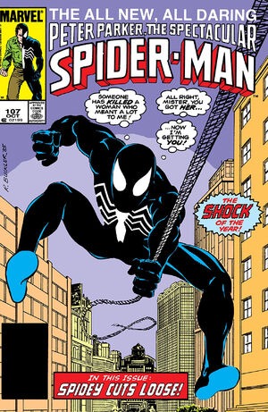 Peter Parker, The Spectacular Spider-Man Vol 1 107