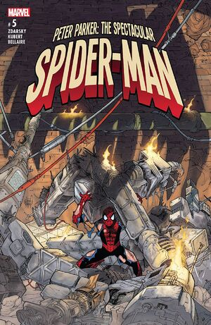Peter Parker The Spectacular Spider-Man Vol 1 5