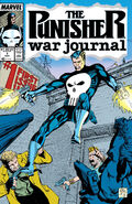 Punisher War Journal Vol 1 1