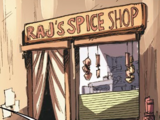 Raj's Spice Shop/Gallery