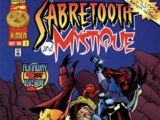 Sabretooth and Mystique Vol 1 1