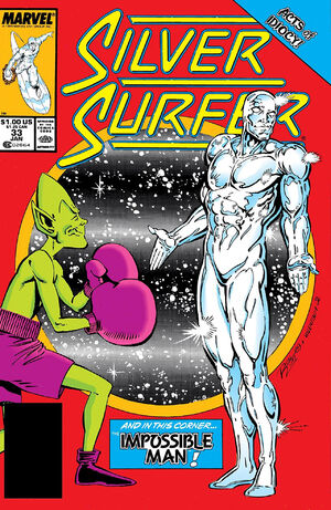 Silver Surfer Vol 3 33
