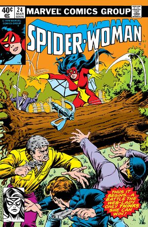 Spider-Woman Vol 1 24
