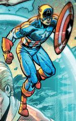 Steven Rogers (Earth-21261) from Age of Ultron vs. Marvel Zombies Vol 1 2