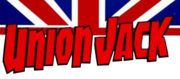 Union Jack Vol 1 Logo