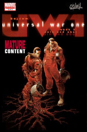 Universal War One Revelations Vol 1 3