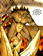 Vincent Stegron (Earth-616) from Avengers The Initiative Featuring Reptil Vol 1 1 0001