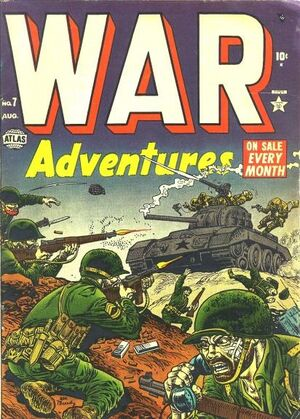 War Adventures Vol 1 7