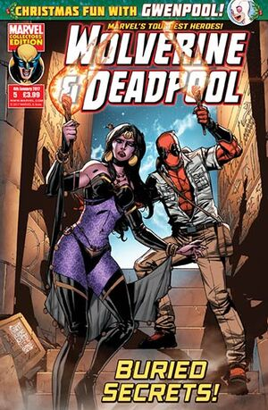 Wolverine & Deadpool Vol 4 5