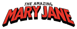Amazing Mary Jane Vol 1 4 Logo
