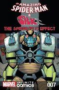 Amazing Spider-Man & Silk The Spider(fly) Effect Infinite Comic Vol 1 7