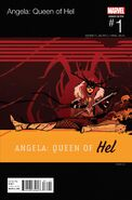 Angela Queen of Hel Vol 1 1 Hip-Hop Variant