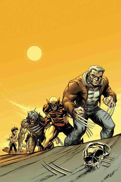 Astonishing X-Men Vol 4 3 Textless