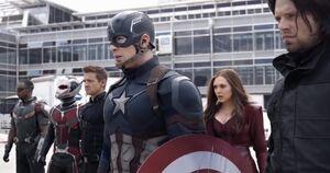 Avengers (Earth-199999) from Captain America Civil War 001