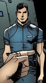 Baxter (Anti-Spider Squad) (Earth-616) from Peter Parker Vol 1 2 0001