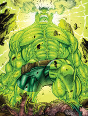 Bruce Banner (Earth-616) Incredible Hulks Vol 1 632 001