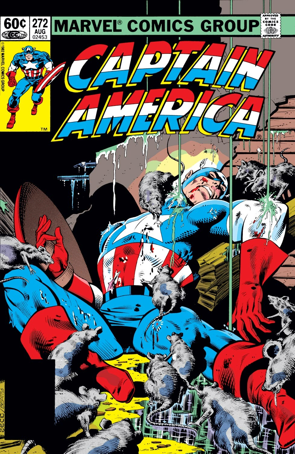 Image result for captain america 272