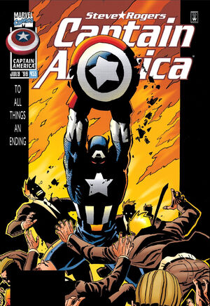 Captain America Vol 1 453