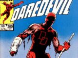 Daredevil Vol 1 200
