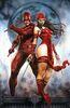 Daredevil Vol 1 600 ComicSketchArt.com Exclusive Variant C
