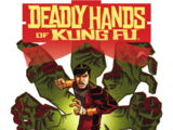 Deadly Hands of Kung Fu Vol 2 1