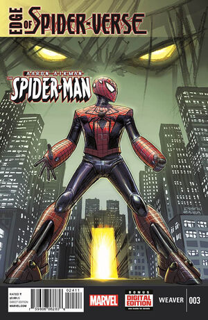 Edge of Spider-Verse Vol 1 3