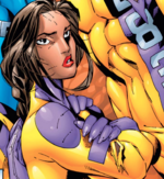 Farisa Mansour (Earth-616) from Fantastic Four Vol 3 12