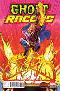 Ghost Racers Vol 1 3 Smith Variant