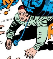 Harry (SHIELD) (Earth-616) from Strange Tales Vol 1 142 0001