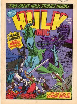Hulk Comic (UK) Vol 1 22