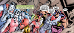 Imperial Guard (Earth-8649) and Exiles (Multiverse) from Exiles Vol 1 4 001