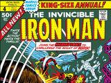 Iron Man Annual Vol 1 4
