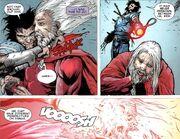 James Howlett (Earth-295) and Erik Lehnsherr (Earth-295) from Uncanny X-Force Vol 1 19.1 0001
