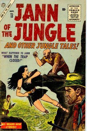 Jann of the Jungle Vol 1 13