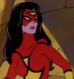 Jessica Drew (Earth-700459) from Spider-Woman (animated series) Season 1 1 0001