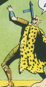 Leopard (Earth-5555) from Dragon's Claws Vol 1 1 0001