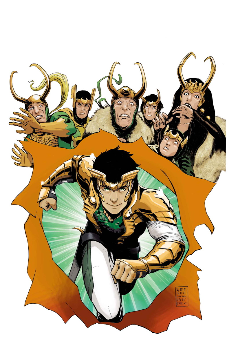 Loki Agent Of Asgard Vol 1 8 Marvel Database Fandom Powered By