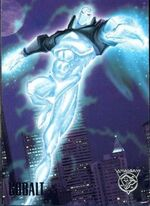 Lucius Richmond (Earth-9602) from Amalgam Comics (Trading Cards) 0001